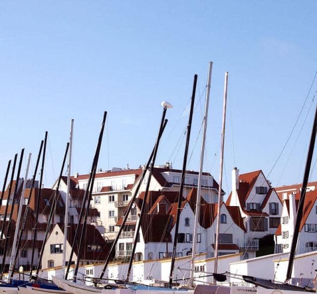 Knokke-Heist, la petite ville côtière la plus huppée de la mer du Nord !