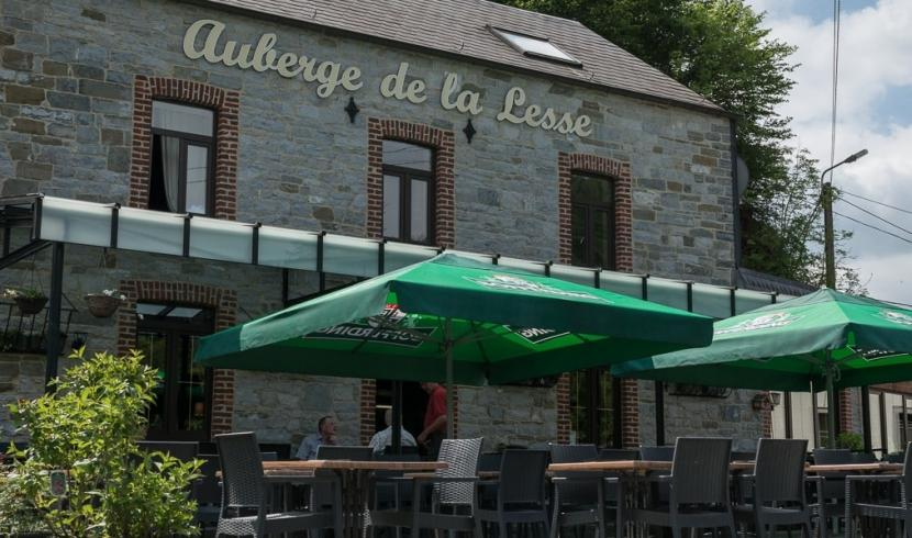 Les 10 restos les plus branch s de charleroi for Article de restaurant