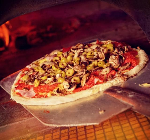 Top 5 des meilleures pizzerias de Liège