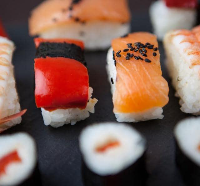 meilleurs restaurants de sushis en wallonie
