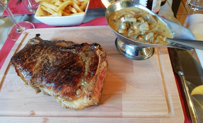 La Planche des Saveurs, restaurant à Anseremme (Dinant)