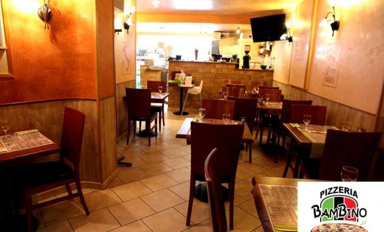 Pizzeria Bambino : Restaurant, pizzeria à Soumagne
