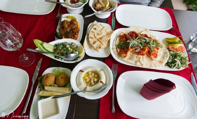 Restaurant Syrien Saint Etienne