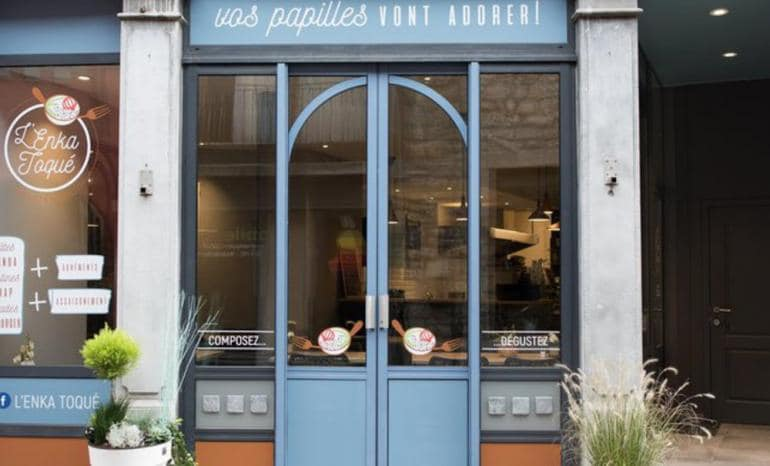 L'Enka Toqué, restaurant à Marche-en-Famenne