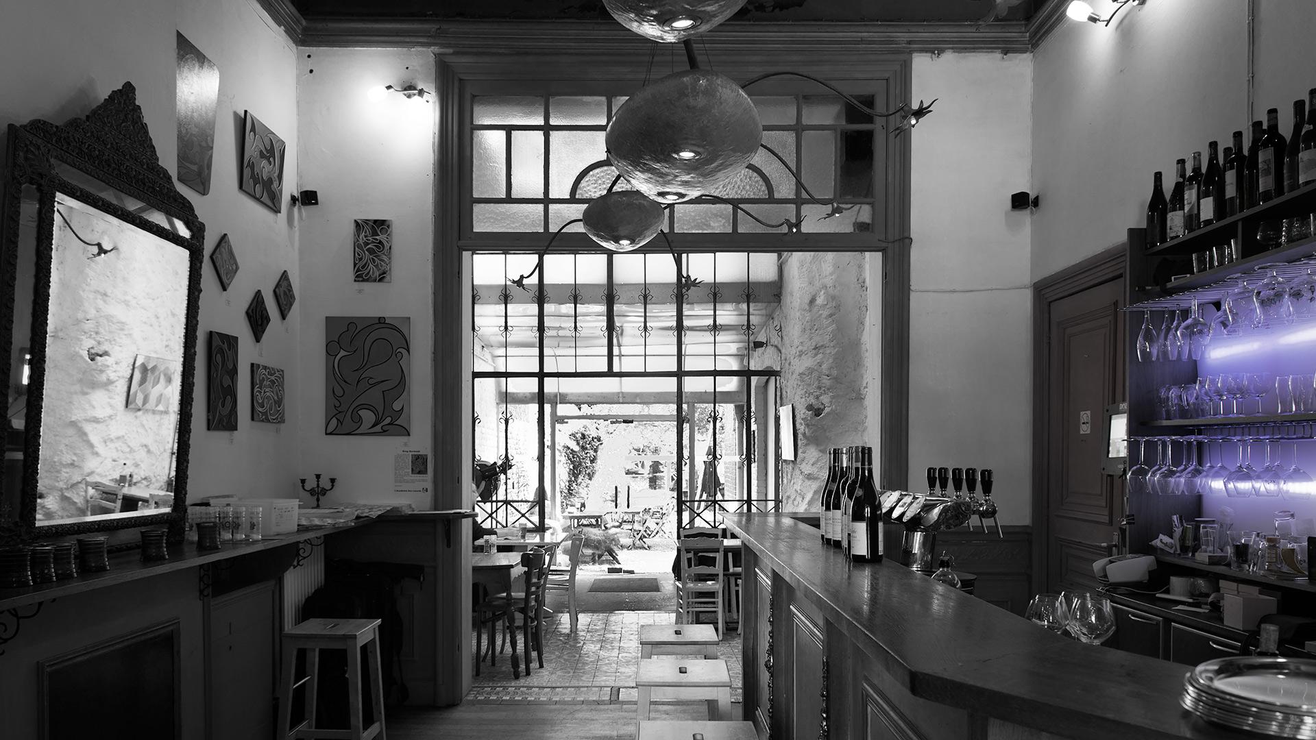 Cote Cour Cote Jardin Restaurant A Liege Trouve Ton Resto